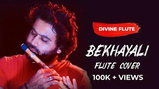bekhayali-kabir-singh-flute-cover-by-divine-flute-karan-thakkar-instrumental