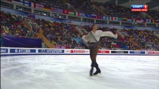 2011 Worlds FS - Javier Fernandez - Pirates of the Caribbean