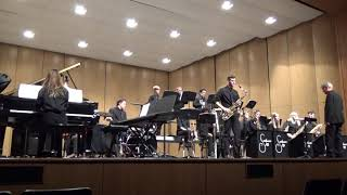 Southmoore 6th Hour Jazz Band- Satin Doll