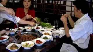 How to eat Kalbe (Korean barbeque)