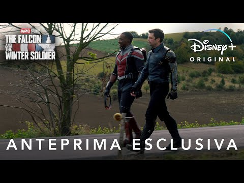 Marvel Studios' The Falcon and the Winter Soldier   First Look Esclusivo   Disney+