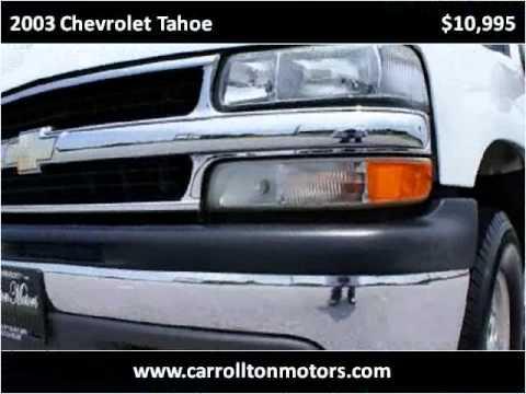 Carrolton Used Cars