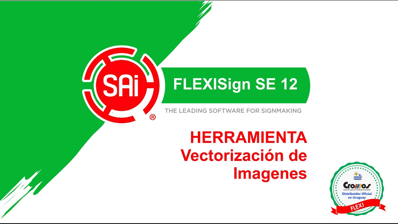 Programa de corte - Flexisign 12 - Herramientas