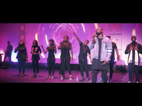 Cwesi Oteng & Flo'Riva Inc - With Everything ft. Nelly Nettey (Official Live Video)