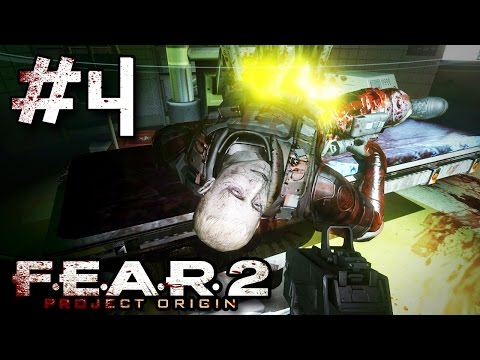 """Dark Plays: F.E.A.R. 2: Project Origin [04] - """"What Does The Fox Say?"""""""