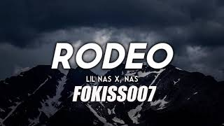 Lil Nas X Rodeo Remix (Clean Audio) feat Nas