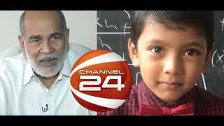 Mahfoozur Rahman, who gave the name Isaac, spoke to Channel 24