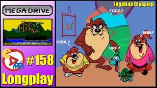 Mega Drive Longplay Taz-Mania