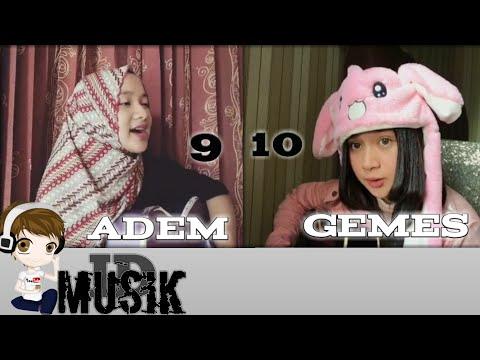 10 Cewek Cantik Menyanyikan Lagu SELOW | MUSIK ID
