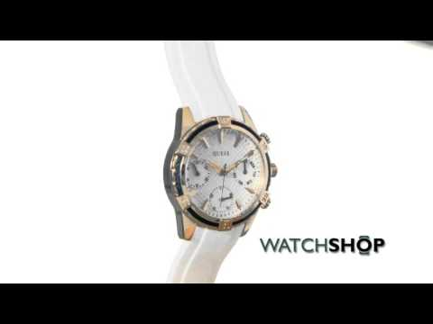 Guess Ladies' Catalina Chronograph Watch (W0562L1)
