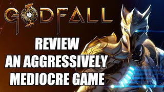 Godfall Review - An Aggressively Mediocre Game (Video Game Video Review)