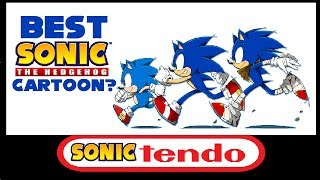 The BEST Sonic the Hedgehog Cartoon (Review)