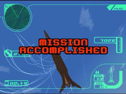 多弾頭連続発射www エースコンバット3 エレクトロスフィア