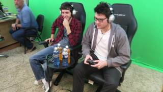 Behind The Scenes With Dyrus - Mountain Dew Announcement Video