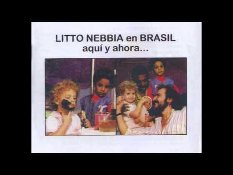 Litto Nebbia - En Brasil aquí y ahora (1985)