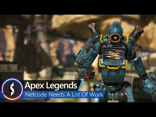 It's Not Just You Wondering Why Apex Legends Feels Laggy | Kotaku