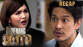 Kadenang Ginto: Week 30 Recap - Part 1 Kadenang Ginto April 29 - May 1, 2019 Hoping to hinder Cassie's (Francine Diaz) and Kristoff's (Kyle Echarri) budding ...