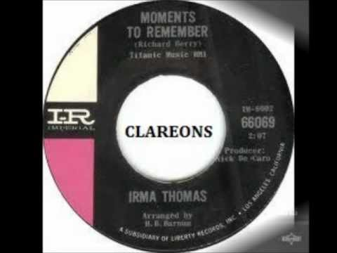 Irma Thomas ~ Moments To Remember