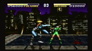 Killer Instinct Combo Tribute Compilation SNES (Watch in 720p HD)