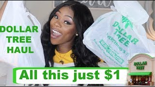 16 feminine hygiene products every girl should know | DOLLAR TREE HAUL | Pt. 1
