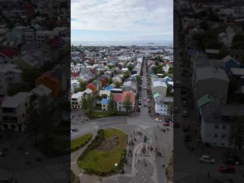 Reykjavik Downtown