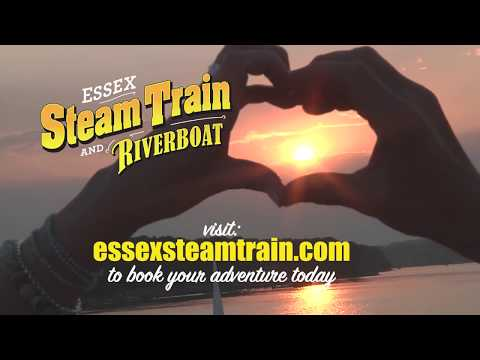 Connecticut Steam Train & Riverboat Ride – Essex Steam Train & Riverboat