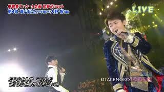 嵐のリーダー大野智が2015年、年末のジャニーズカウントダウンライブで...