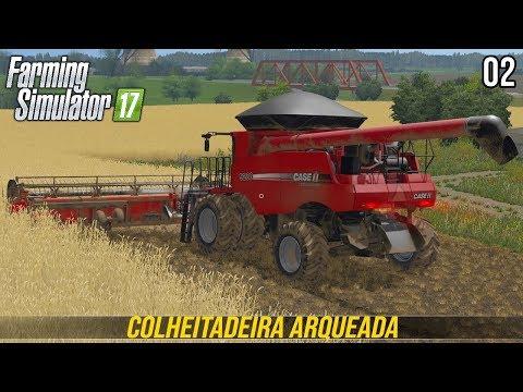 FIQUEI PRESO NO ATOLEIRO | Farming Simulator 17 | Baldeykino | 2ª Temporada - Episódio 2 thumbnail