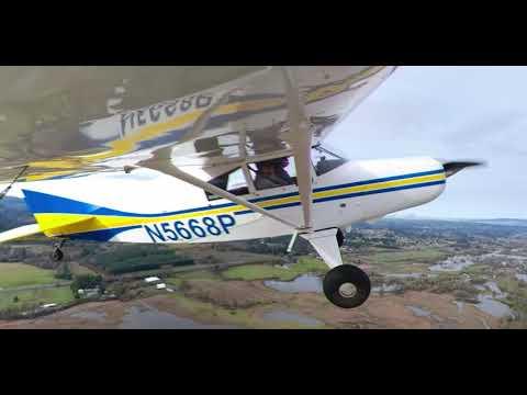 Alaska GoPro Fusion Float Plane Video - Backcountry Pilot