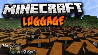 Minecraft | MIANITE LUGGAGE MOD | Mianite Season 2 Mods | 1.7.10 |