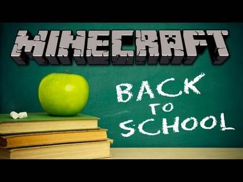 You Just Got Schooled! (Minecraft Adventure Map)
