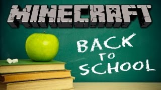 You Just Got Schooled! (Minecraft Adventure Map)