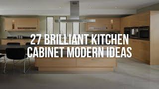 🔴 27 Brilliant KITĊHEN CABINET MODERN Ideas