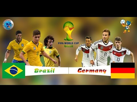 Brazil vs Germany , Semi Finals Match 1 - Worse Brazil defense ever !!!, Klose is definitely the ma