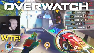 Overwatch MOST VIEWED Twitch Clips of The Week 153