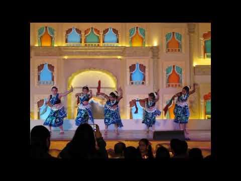 Sambalpuri Dance  In Global Village, Dubai