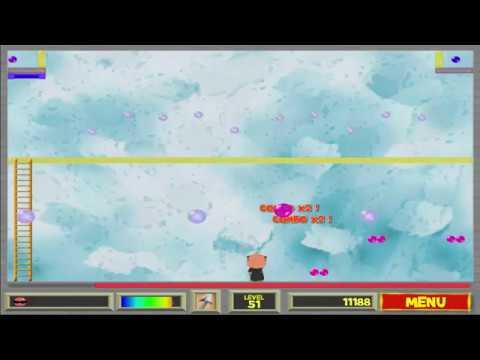 Bubble Struggle 2 - Level 37 - YouTube