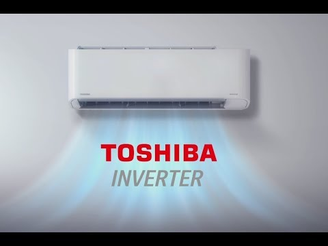 TOSHIBA Air-conditioner - Durable Inverter - YouTube