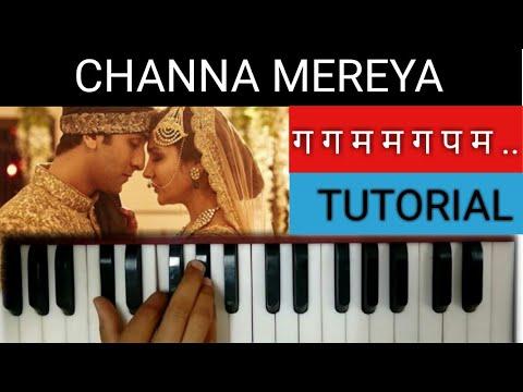 CHANNA MEREYA   TUTORIAL   ARIJIT SINGH