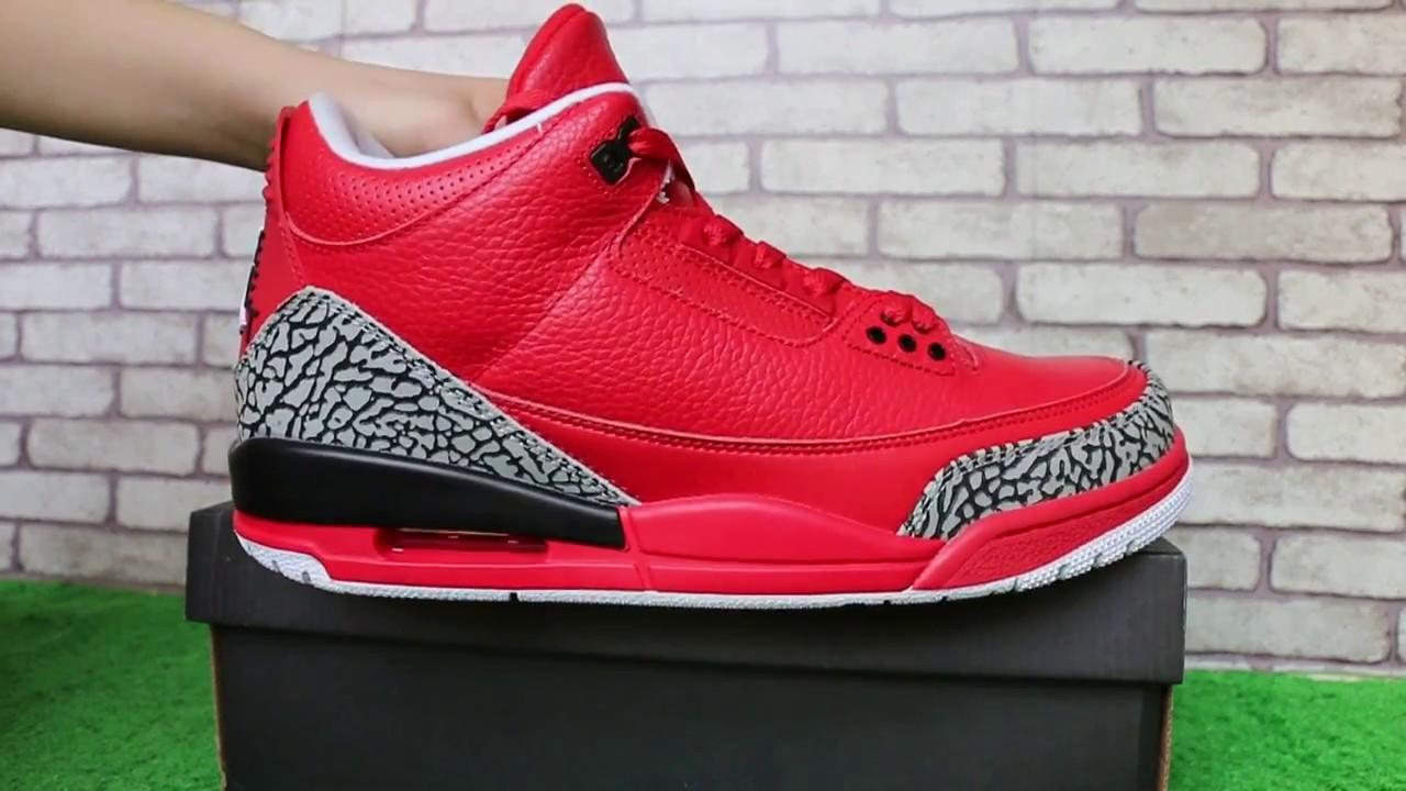 "Air Jordan 3 ""Grateful"" - YouTube b60b21fc44"