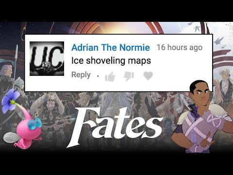 Fire Emblem: Fates - Your Comments On