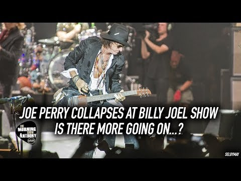 Is there more to Joe Perry's Collapse? Mp3