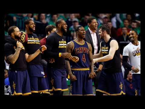 NBA 2017/18 preview podcast - Cleveland Cavaliers