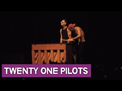 twenty one pilots - CONCERTVLOG #3 - Dreaming Out Loud