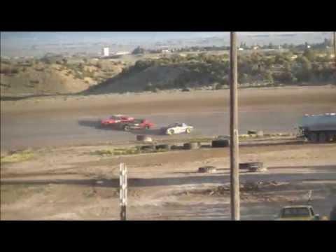 Wild Bill Rowley gets the win at Desert Thunder Raceway, 6/13/15