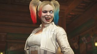 Injustice 2 - Harley Quinn All Intro/Interaction Dialogues