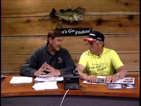 Lets Go Fishin' with Steve Cox 032014
