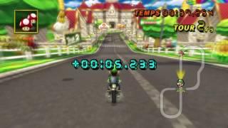Mario Kart Wii HD 1080p  Dolphin 5.0 Test I3 Geforce Gtx 850M