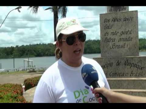 Amazônia News | Dia Cooperar Oiapoque