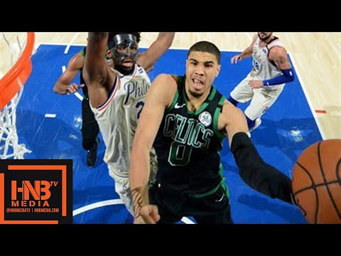 Philadelphia Sixers vs Boston Celtics Full Game Highlights / Game 3 / 2018 NBA Playoffs